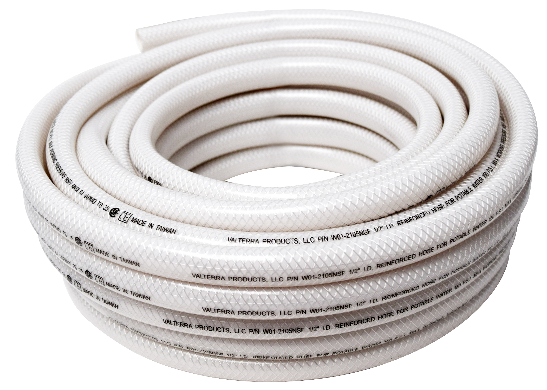 W01-1800 Valterra Tubing Use For RV Fresh Water System