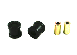 W23034 Whiteline Stabilizer Bar Link Bushing Black