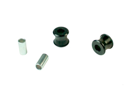 W23449 Whiteline Stabilizer Bar Link Bushing Black