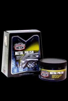 W30104 Sanctiond Metal Polish For Cleaning/ Polishing Gold/ Brass/