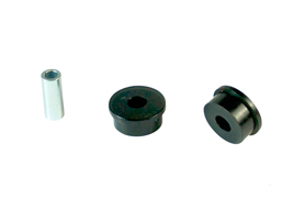 W82589A Whiteline Track Bar Bushing Black