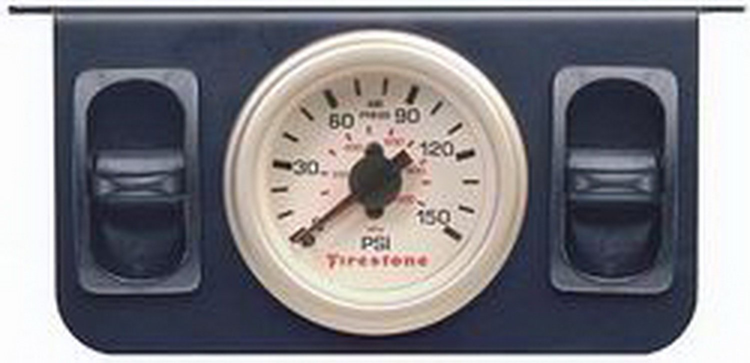 2260 Firestone Industrial Gauge Air Pressure Electric