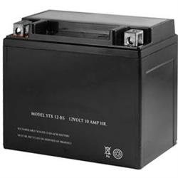 YTX12BS00000 Yamaha Power Products Generator Battery Replacement