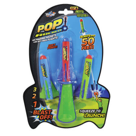 ZB525 Zing Toys Outdoor Game Rocket