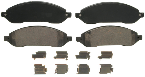 ZD1022 Wagner Brakes Brake Pad OE Replacement