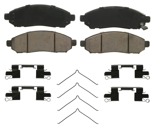 ZD1094 Wagner Brakes Brake Pad OE Replacement