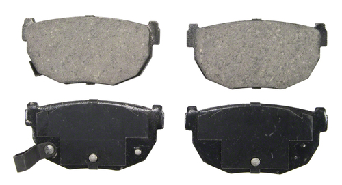 ZD272 Wagner Brakes Brake Pad OE Replacement
