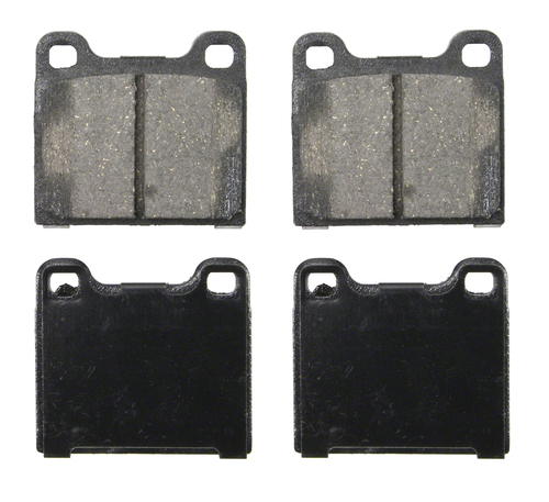 ZD31 Wagner Brakes Brake Pad OE Replacement