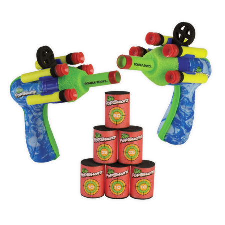 ZG574 Zing Toys Outdoor Game Shot Blasters