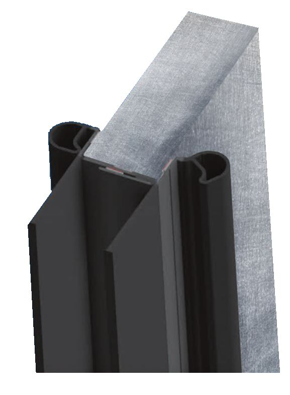 ZJR-FNS-75 Clean Seal Slide Out Seal P-Type With Wiper