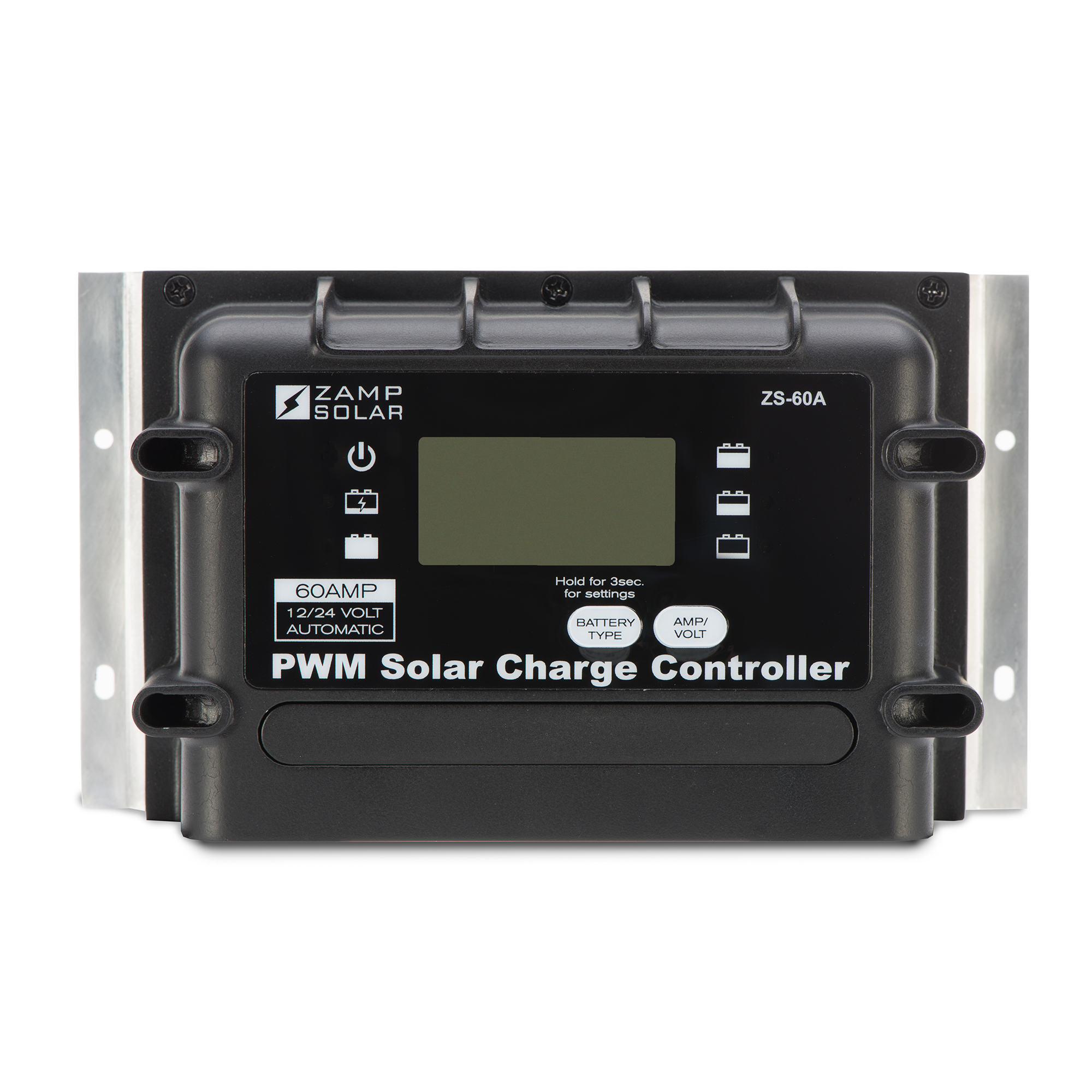 ZS-60A Zamp Solar Battery Charger Controller Use With Zamp Solar 12