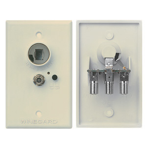 Cable, Receptacles & Power Supplies