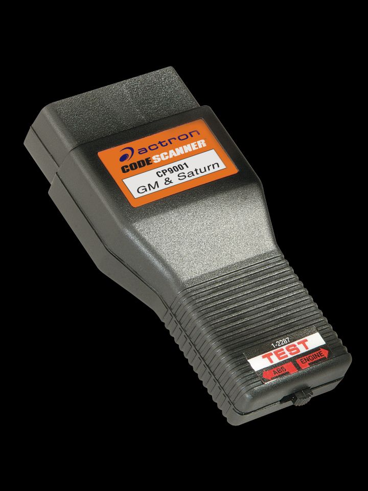 CP9001 Sunpro Gauges/ SPX Shop Tools Diagnostic Scan Tool Retrieves Engine  And ABS Trouble Codes From On Board Computer