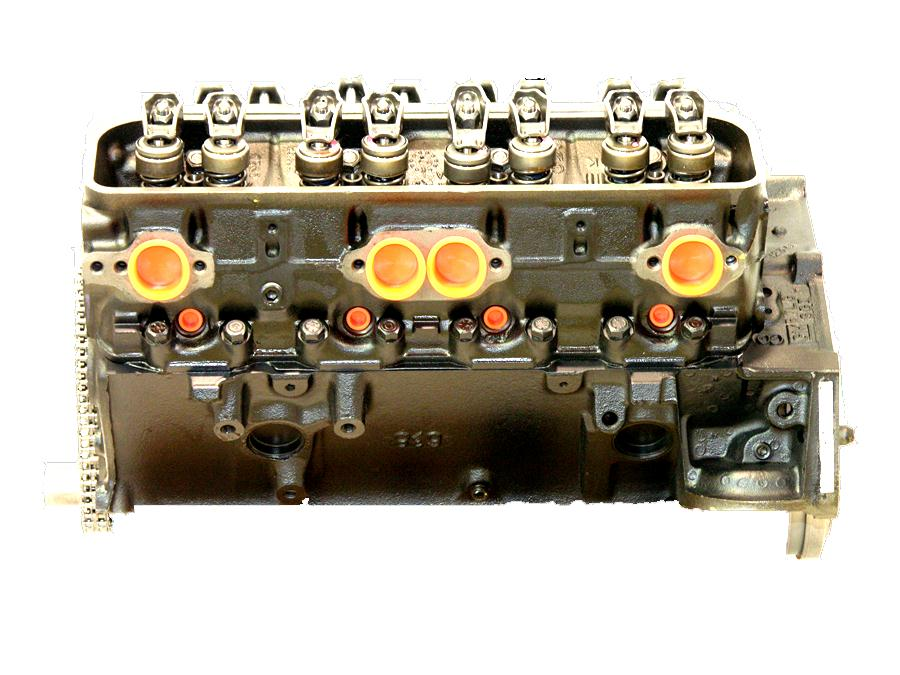DCB1 ATK Reman Engines Engine Block  Long OE Replacement