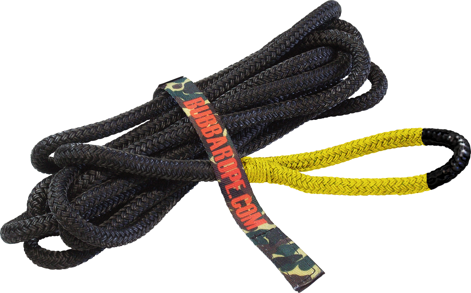 176650RDG Bubba Rope Recovery Strap 1/2 Inch Round X 20 Foot Long