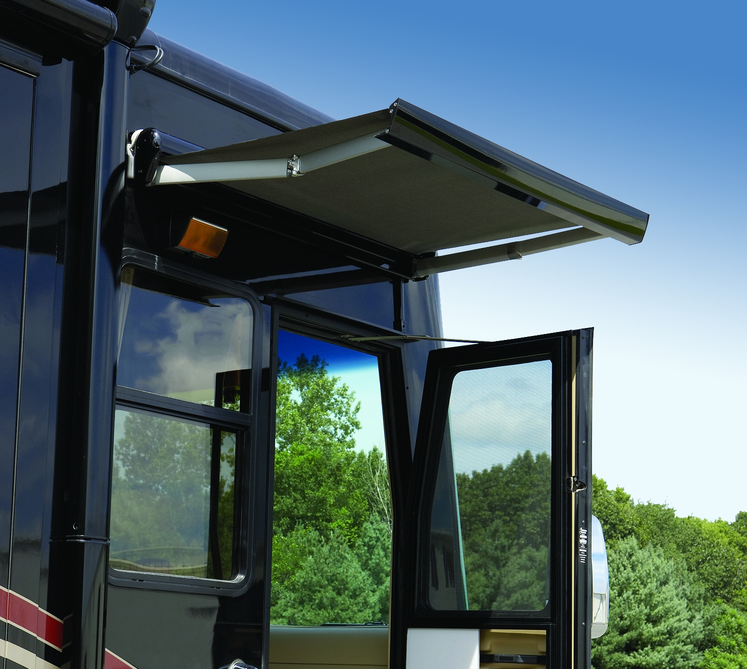 43056ARJVDP Carefree RV Awning Over-The-Door Awning