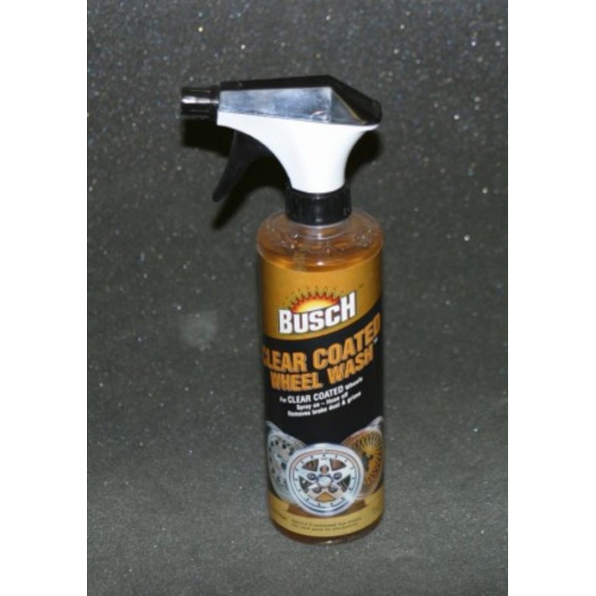 25016 Busch Enterprises Wheel Cleaner For Cleaning Brake Dust From