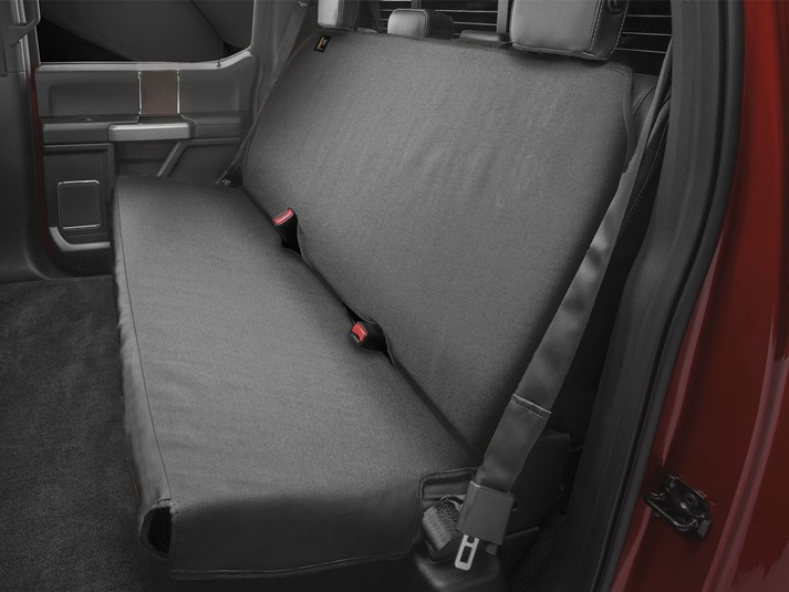 DE2011CH Weathertech Seat Cover Highback Rear Bench Seat - 56