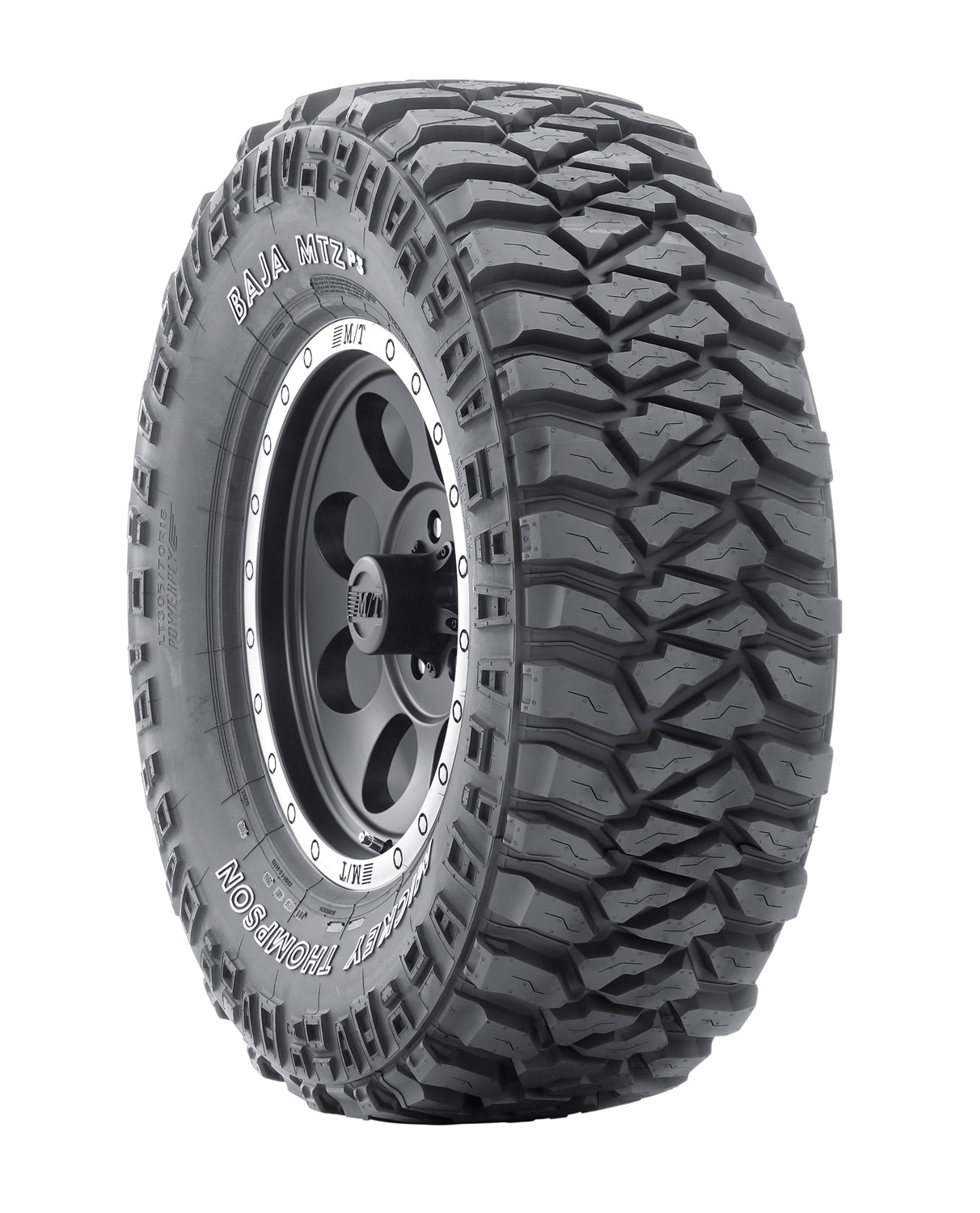 Mickey Thompson 90000024260 Mickey Thompson Baja MTZP3