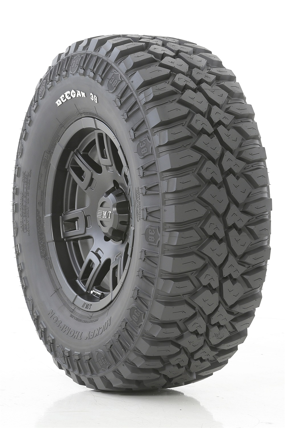 Mickey Thompson 90000031185 Mickey Thompson Deegan 38 Tire