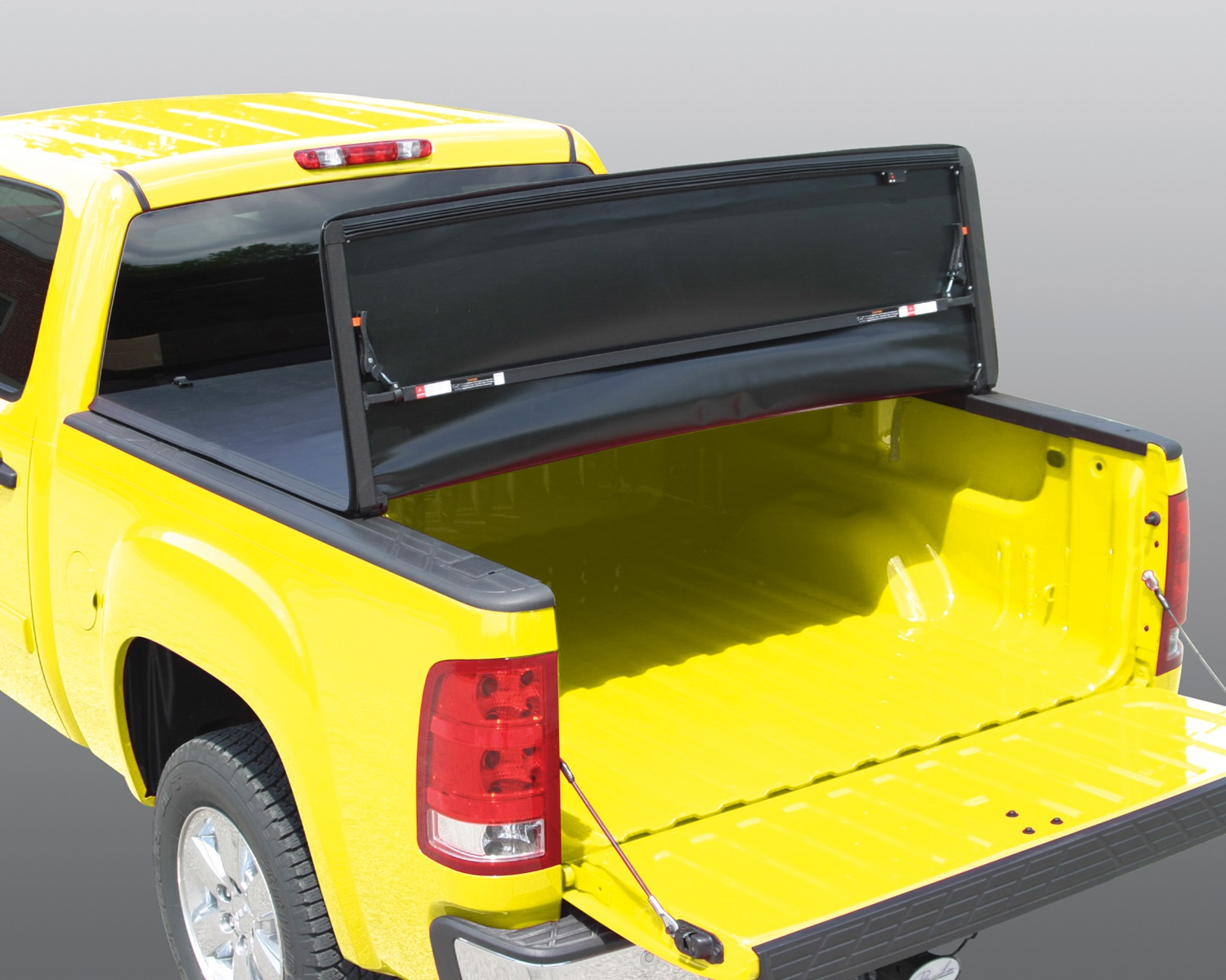 Rugged Liner E3-T616 E-Series Vinyl Folding Rugged Cover Fits 16-18 Tacoma
