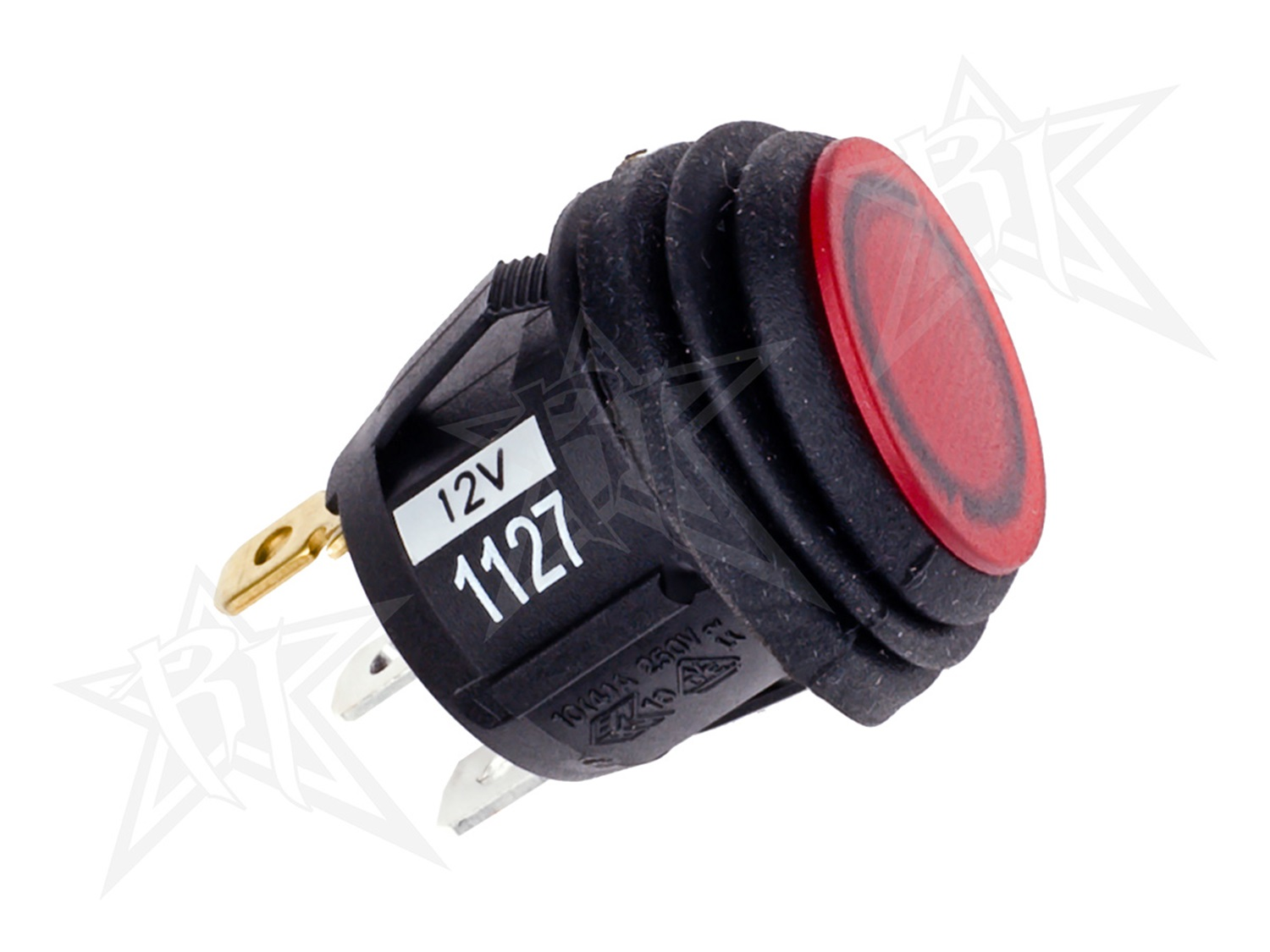 Rigid Industries 40191 Lighted Rocker Switch