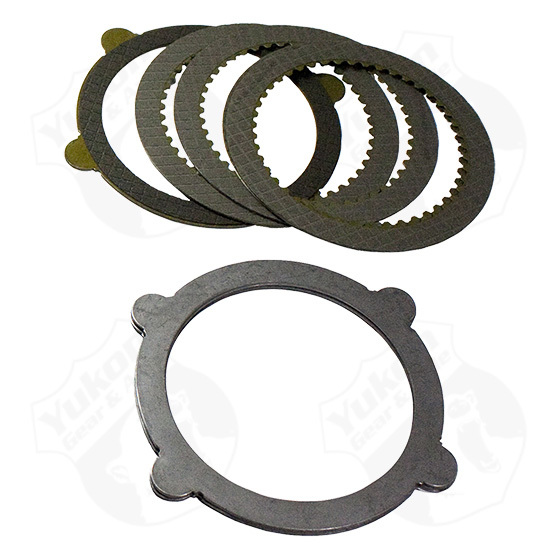 YPKF9-PC-L Yukon Gear And Axle Trac Loc Clutch Set Ford 9in w/4-Tab
