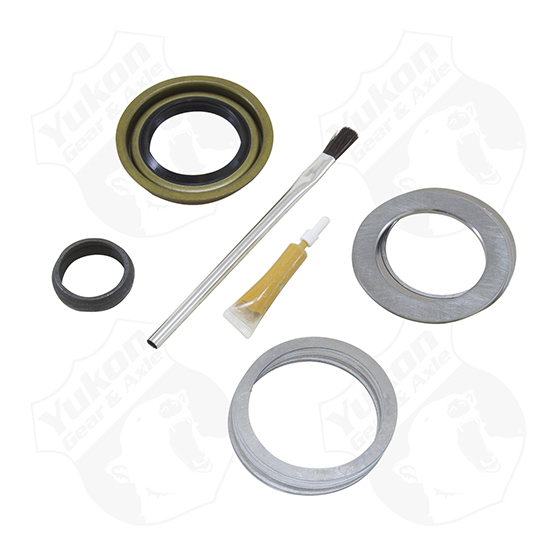 MK M35 Yukon Gear And Axle Installation Kit - Minor Series for AMC 35