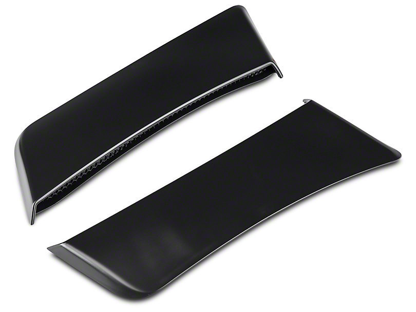 421870 Roush Performance Parts Quarter Panel Side Scoop Kit Mustang -