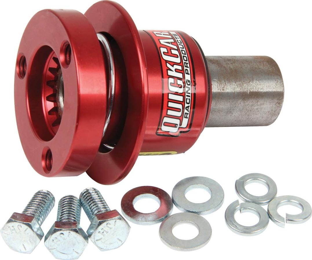 68-015 Quickcar Racing Products Steering Disconnect 360 Type Spline