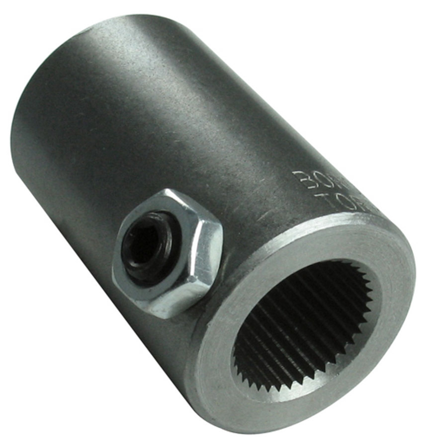 313400 Borgeson Steering Coupler Steel 3 /4-36 X 3/4 Smooth Bore