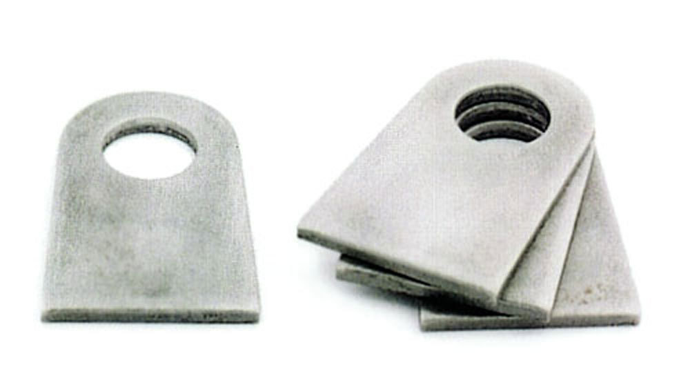 C3434 Competition Engineering HD Flat Chassis Brackets 4-Pack