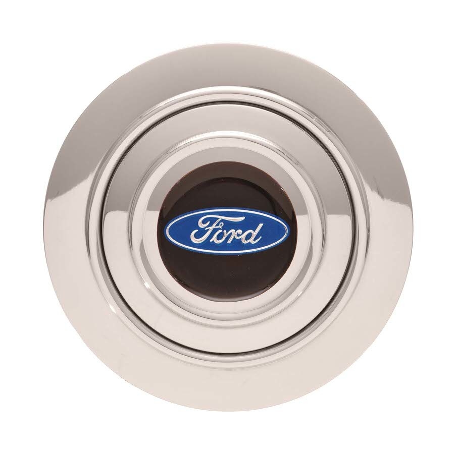 11-1241 Gt Performance GT9 Horn Button Ford Logo Color Emblem