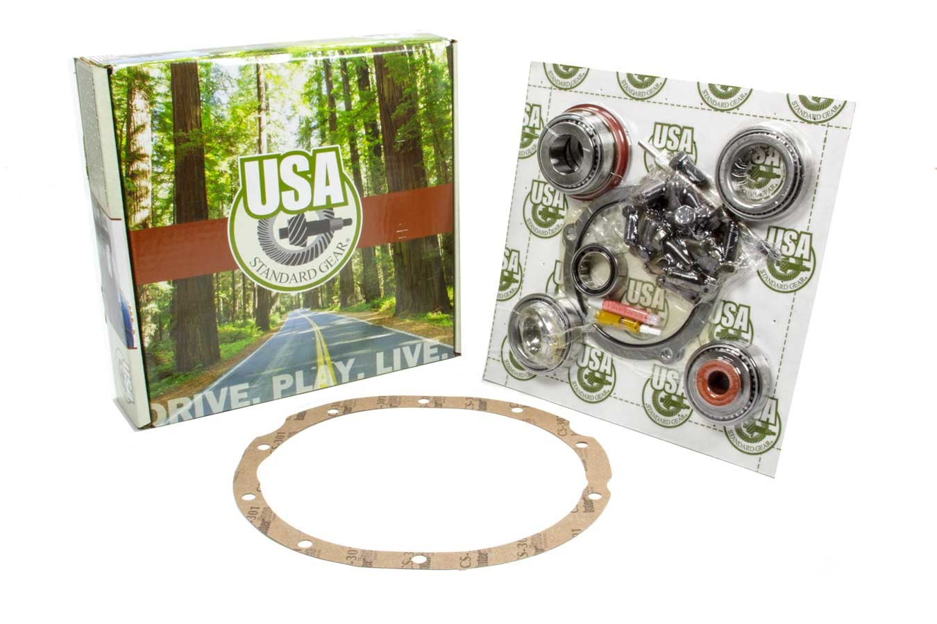 ZK F9-A-SPC Yukon Gear And Axle Master Overhaul Kit Ford 9in