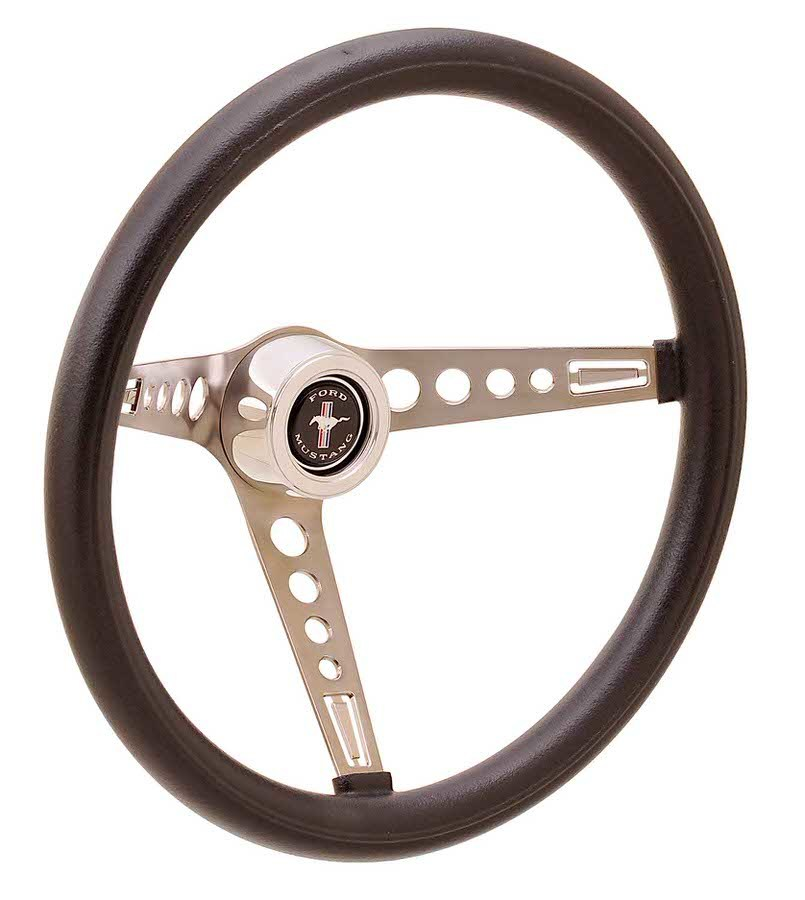 35-5451 Gt Performance Steering Wheel GT3 Retro Mustang Foam