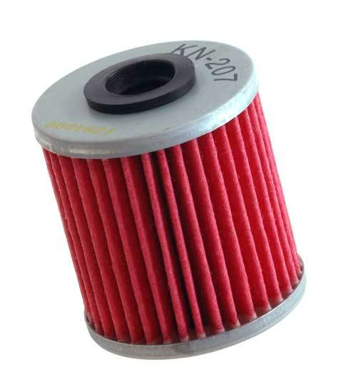 KN-207 K And N Engineering OIL FILTER; POWERSPORTS CARTRIDGE