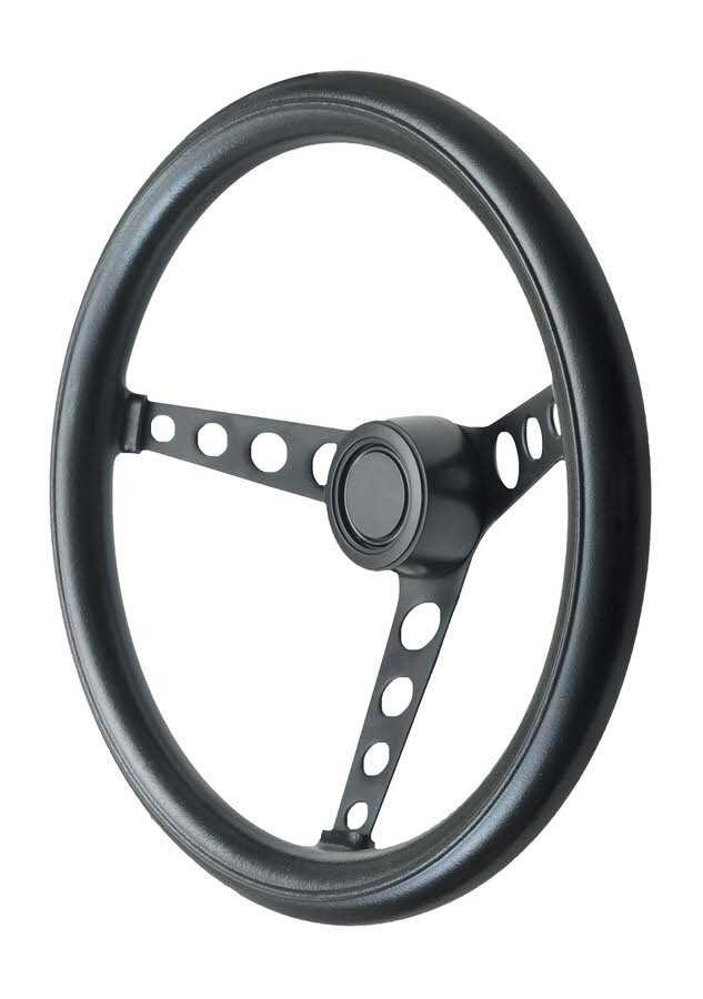 14-4311 Gt Performance Steering Wheel Foam GT Classic Black