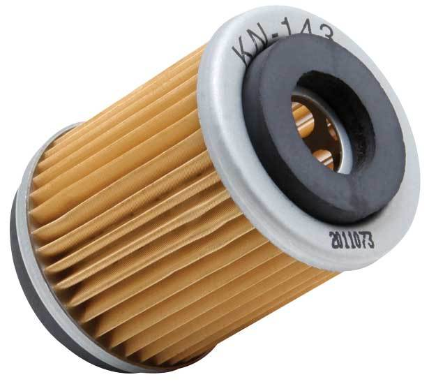 KN-143 K And N Engineering Oil Filter Powersports Cartridge