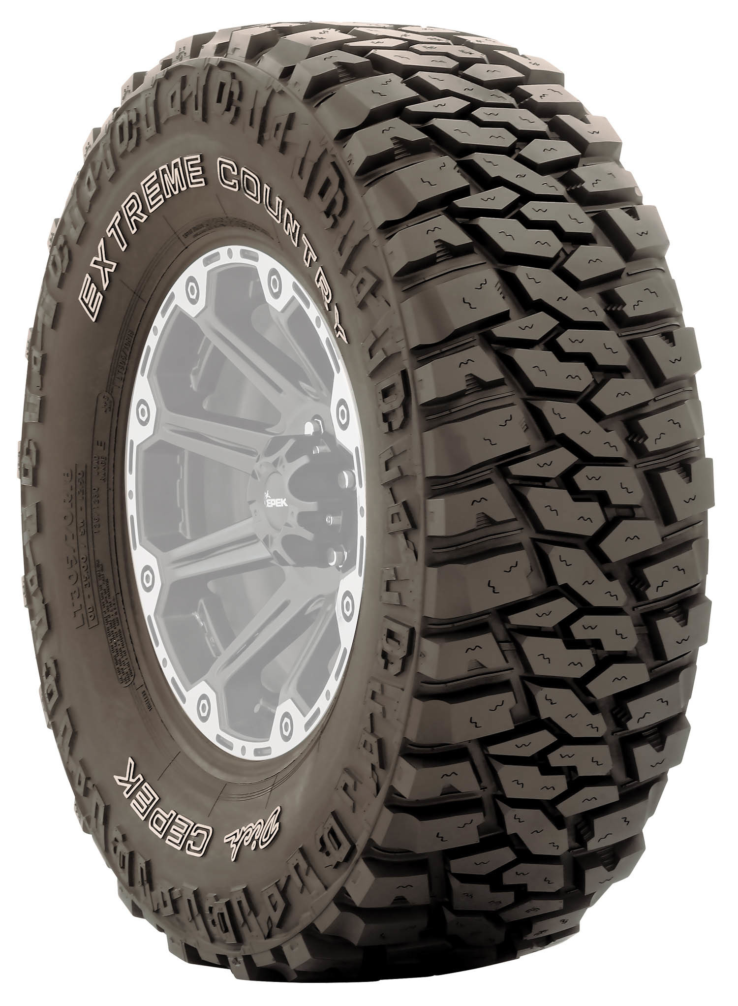 90000024316 Mickey Thompson 35x12.50XR17 Dick Cepek Tire