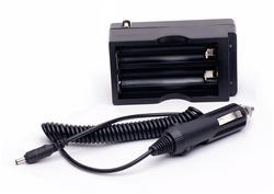 30112 Rigid Industries AC/DC Charger For Halo Flashlight