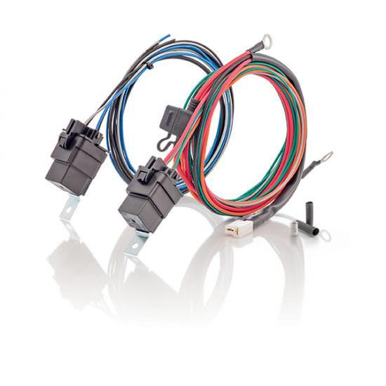 33-10300 C And R Racing Radiators Wiring Harness A/C