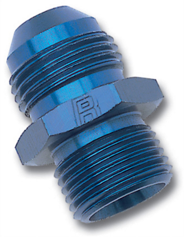 670480 Russell #6 to 10mm x 1.0 Adapter Fitting Blue