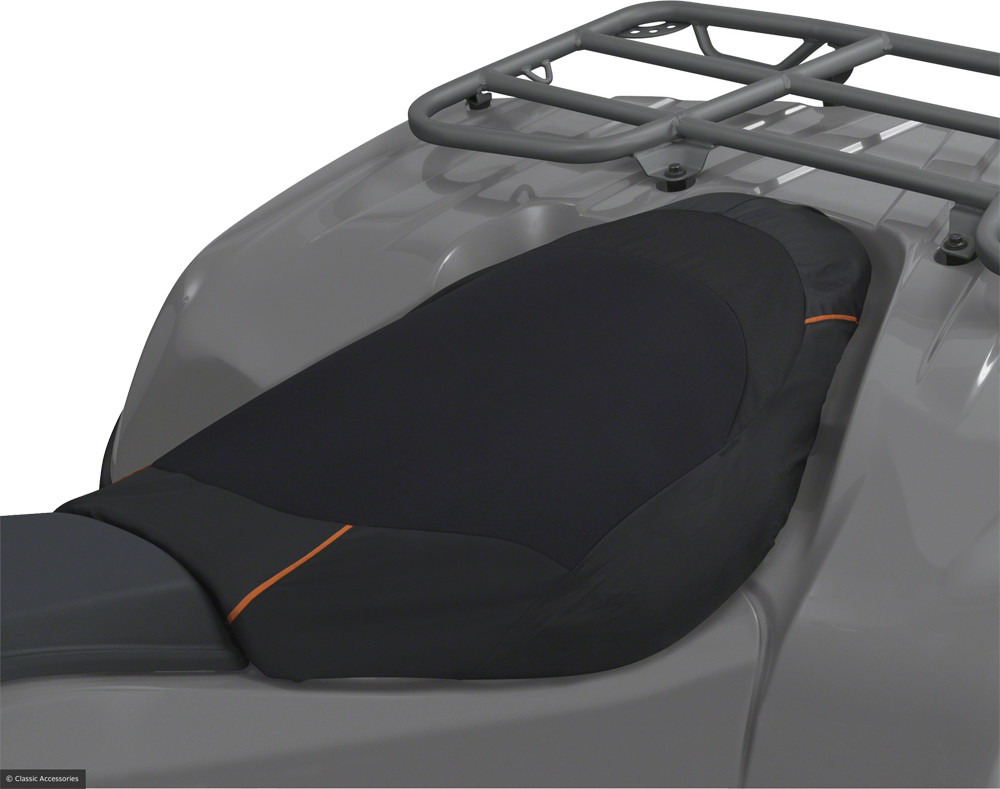 Classic Acc. 15-098-013801-00 Deluxe Seat Cover Black