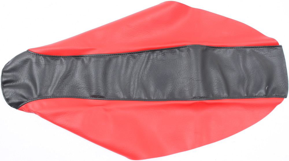 Cycle Works 35-11504-21 Seat Cover Red/Black