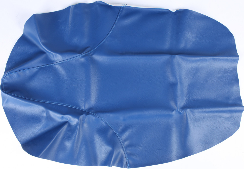 Cycle Works 35-42200-03 Seat Cover Blue