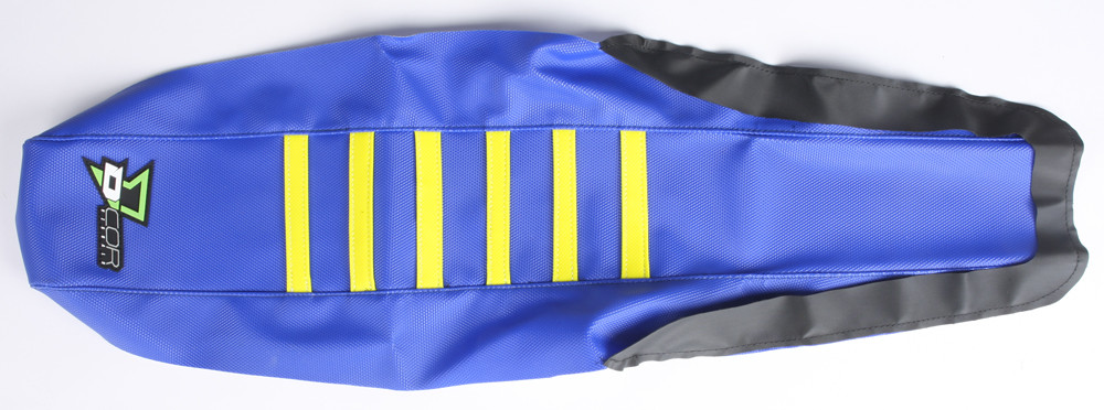 D'Cor 30-70-406 Seat Cover Blue/Yellow