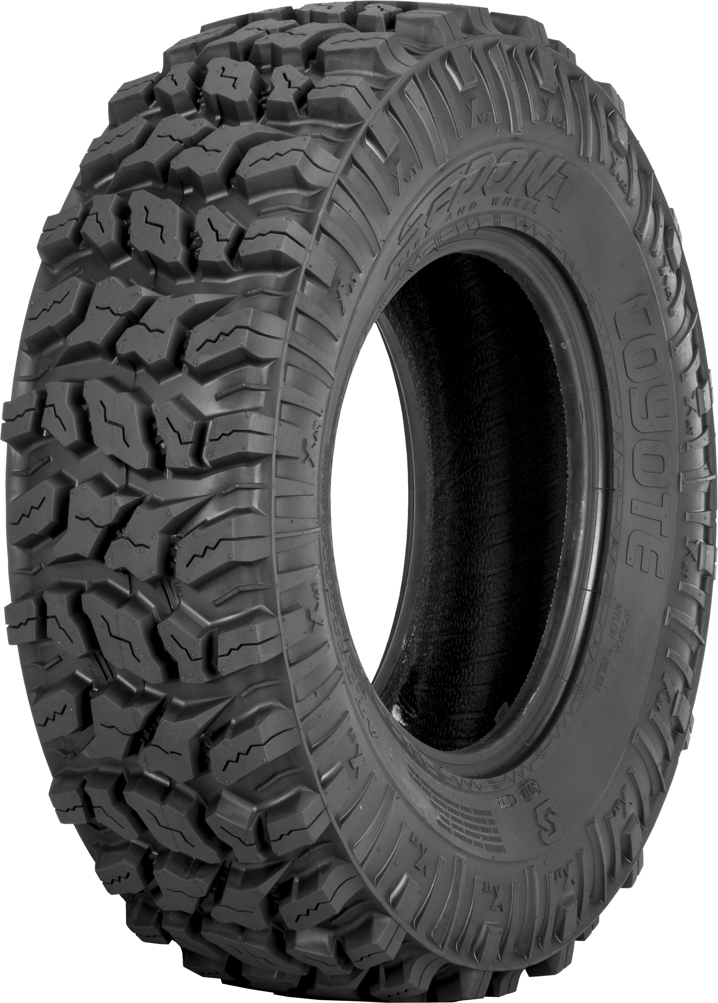 Sedona CO27912 Tire Coyote Front 27X9-12 Lr-440Lbs Bias