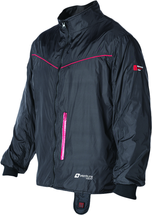 Venture GT1650 L 12V Heated Jacket Liner Lite