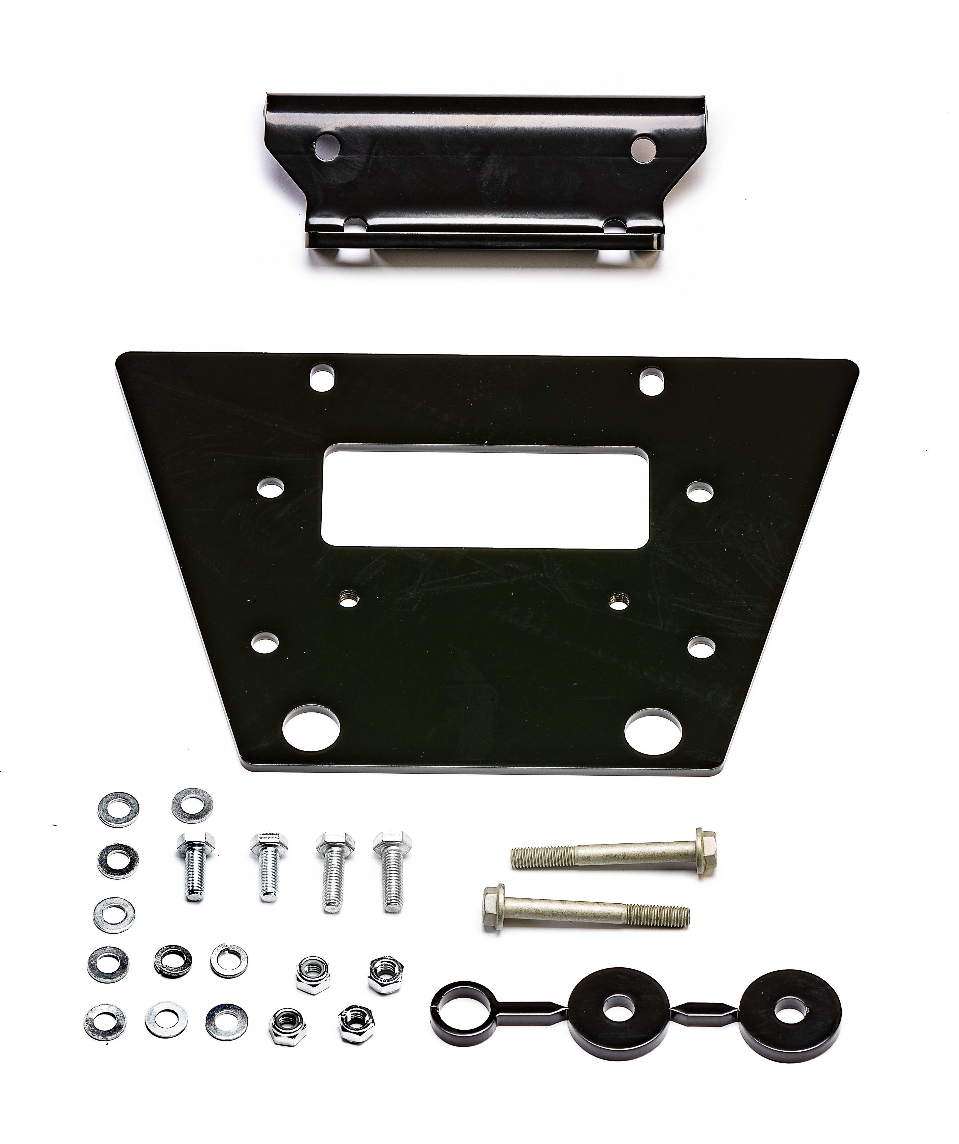 Warn 102102 Winch Mounting Kit