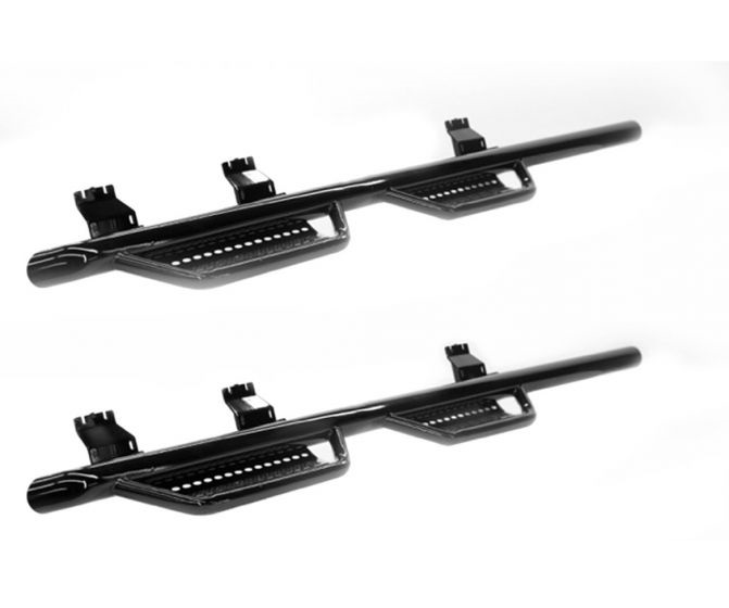RSF171C1B41 Ranch Hand Nerf Bar With Drop Down Steps